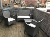 Terrace/garden Sofa, Table and Chairs