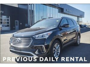 2018 Hyundai Santa Fe XL PREVIOUS DAILY RENTAL - SAVE $1000's !!