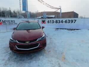 2017 Chevrolet Cruze LT TRUE NORTH WITH SUNROOF!!!