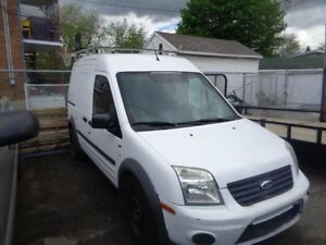 2013 Ford Transit Connect XLT CARGO