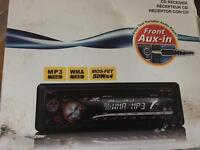 JVC KD-G342 MP3 car radio