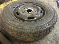 """15"""" Ford Transit wheel with tyre - plenty of thread - £35 or offers - collection only"""