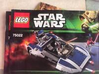 Star Wars lego 75022