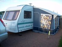 *IMMACULATE* *WITH MOVER* 2 Berth Coachman Pastiche 460/2