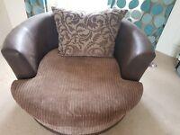 Dfs swival chair