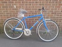 New Elswick Torino Hybrid Touring Road 700c Traditional Bike - RRP £255