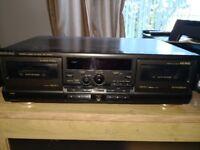 Technics rs tr474 cassette deck