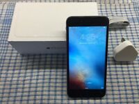 IPhone 6 plus, 64 Gb Unlocked to any mobile network, in excellent condition, Space Grey