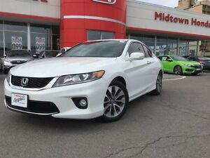 2014 Honda Accord EX-L*Navi*Sunroof*Backup Cam*Bluetooth