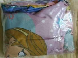 Frozen double bedding