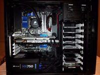 Gaming PC - i5 3570k, 8GB RAM, 3GB Nvidia GeForce GTX 780