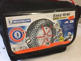 Michelin EasiGrip Composite Snow Chains - W12