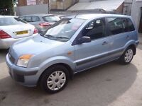 Ford FUSION Style Climate TDCI,5 dr hatchback,2 keepers,£30 a year tax,great mpg,only 65k,AF08LAE