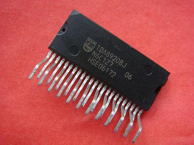 10pcs Tda8920bj Tda8920bjn2 Zip-23 Audio Power Amplifier Ic A16