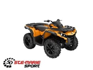 2019 Can-Am Outlander 650 DPS