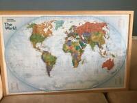 National geographic world print
