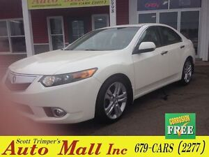 2011 Acura TSX Sedan! W/Tech Pkg, 6 cyl, loaded!