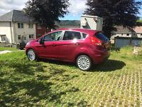 Ford Fiesta 1.4 Titanium 5dr