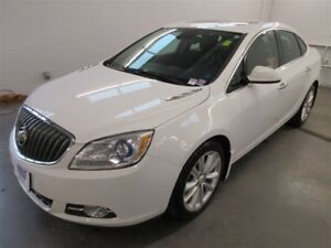 2013 Buick Verano LEATHER PKG! BACK-UP! ALLOYS! HEATED!