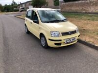 04 fiat panda 1.2 mot low tax low insurance 5 doors £395