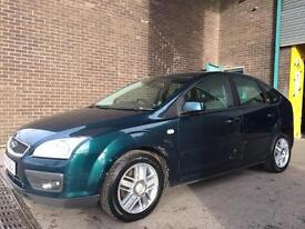 2006 FORD FOCUS GHIA LOVELY DRIVE FULL SERVICE HISTORY