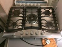**WHIRLPOOL**5 RING**GAS HOB**FULLY WORKING**COLLECTION\DELIVERY**NO OFFERS**