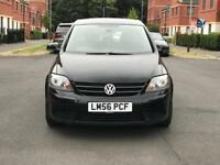 VOLKSWAGEN GOLF PLUS LUNA 80 5 DOOR HATCHBACK 1.4L PETROL