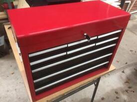 Halfords 9 Drawer tool box