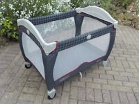 Graco Contour Travel Cot in great condition!