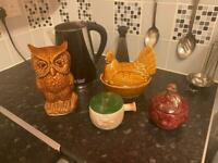 Retro Kitchen Items