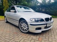 BMW 330I E46 M-SPORT 2004 LOW MILEAGE PX/SWAP - OPEN TO OFFERS