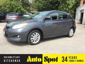 2010 Toyota Matrix Base/PRICED FOR A QUICK SALE !