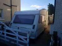 Elddis golden crown 2 berth caravan