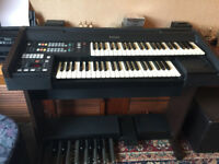 Technics SX-EA1 Keyboard/Organ/Piano
