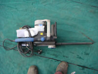 macalister/mountfield 16in electric 2000watt chainsaws new with 16in bar and chain