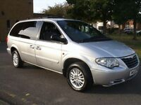 2005 CHRYSLER GRAND VOYGER 2.8 AUTO ( GEARBOX FAULT )