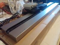 Custom Sony 2.1 Sound Bar - Supports Any Headphone Input (Stereo with Subwoofer)