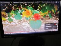 3 X BENQ GL955A 18.5 INCH WIDESCREEN LED MONITOR LIKE NEW VGA ONLY