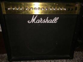 Marshall MG100DFX Faulty Amp