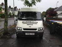 Ford transit for swap