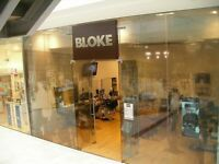BARBER REQUIRED at Bloke, the barbers of Derby