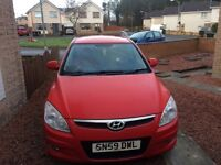 Hyundai i30 1.6 diesel very good condition like golf focus