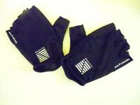 Mens Altura Black Cycling Mitts. Size Large