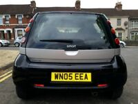 Smart Forfour 2005 PULSE