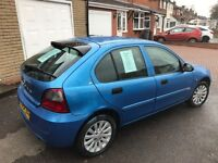 Rover 25 1.4 SEi FOR SALE - 12 MONTHS MOT. Great runner, reliable & economical.