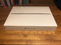 "MacBook 12"" Retina in Space Gray - New and sealed"