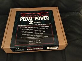 Voodoo Lab Pedal Power 2 Plus_ Like new_ With box