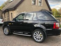 Land Rover, RANGE ROVER SPORT, 2007, Other, 3630 (cc)
