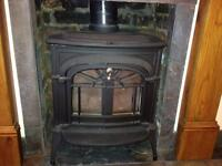 Intrepid 2 cast iron gas stove