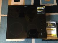 Zanussi electric ceramic hob (brand new)